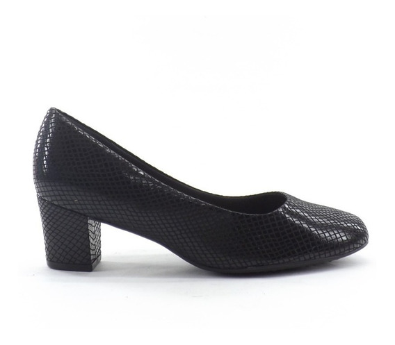 Zapato Clasico Mujer Picadilly Uniforme Taco Dama 110072