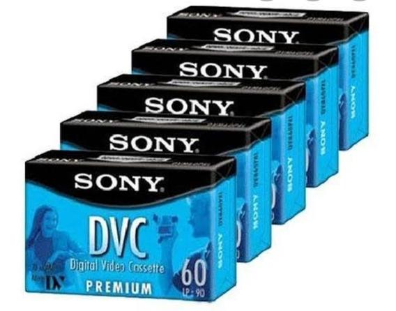 Fita Mini Digital Vc 60 Premium Sony