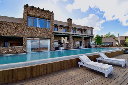 Chacra Mansion Zona Fasano Punta Del Este-ref:468