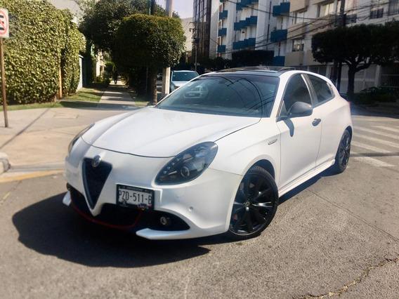 Alfa Romeo Giulietta 1.7 Veloce Tct At 2017