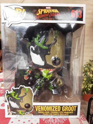 Funko Pop Venomized Groot 10