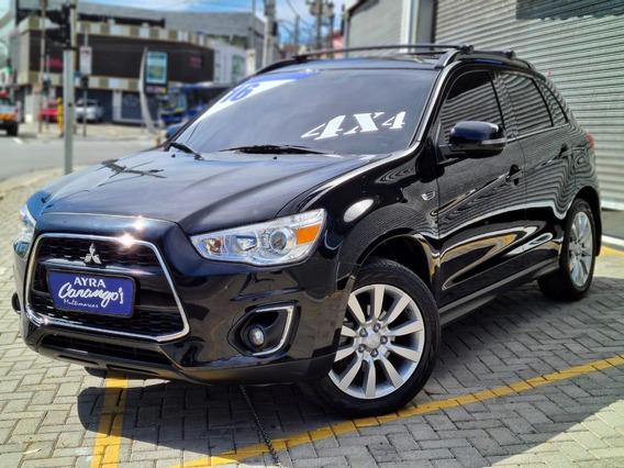 Mitsubishi Asx 2.0 16v 4x4 160cv Aut. 2015/2016