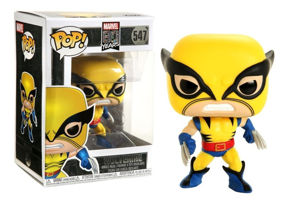 Funko Pop Marvel Wolverine First Appearance 546