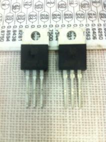Triac Bt136/600 4amperes 600volts. To220 Kit C/10pçs