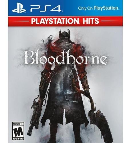 Imagen 1 de 1 de Bloodborne - Ps4 Fisico Nuevo & Sellado
