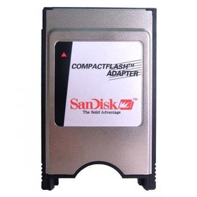 Adaptador Pcmcia Compact Flash Cf