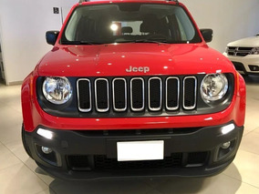 Jeep Renegade 1.8 Sport Mt5 - Sport Plus At6 - Longitude 0km