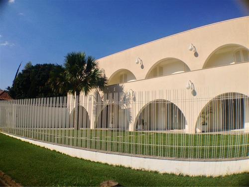 Casa Com 5 Dormitórios, 800 M² - Venda Por R$ 2.600.000,00 Ou Aluguel Por R$ 20.000,00 - Parque Taquaral - Campinas/sp - Ca4032