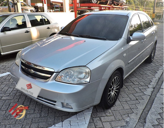 Chevrolet Optra Limited At 1.8 2008 Cpt986