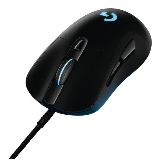 Mouse Gamer G403 Prodigy 12000 Dpi Logitech Iluminação Rbg