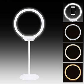 Iluminador Led Circular Foto Estúdio