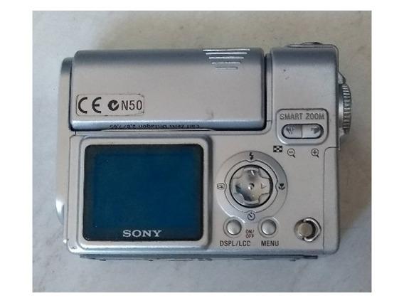 Sony N50 Dsc-f77 Cyber-shot 4.0 Necessita De Reparo