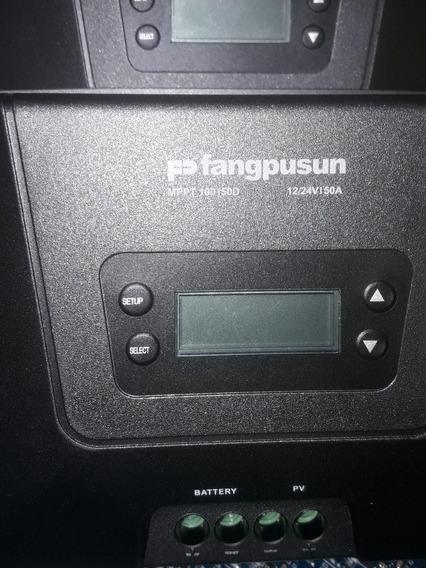 2 Controlador Fangpusun 50a Mppt 100vLer Discrição