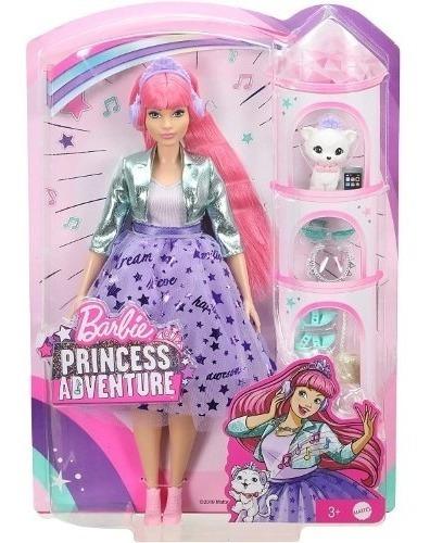 Barbie Princesa Adventuras Daisy Deluxe Original Nueva Matte