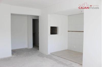 Apartamento Novo Com 2 Dormitórios E 1 Vaga No Bairro Santo Antônio - Ap4093
