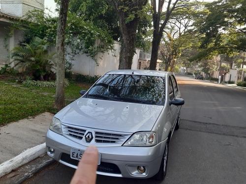 Renault Logan 2008 1.0 16v Expression Hi-flex 4p