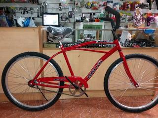 Bicicletas Playeras Rdo 26 Hombre/dama Con Contrapedal