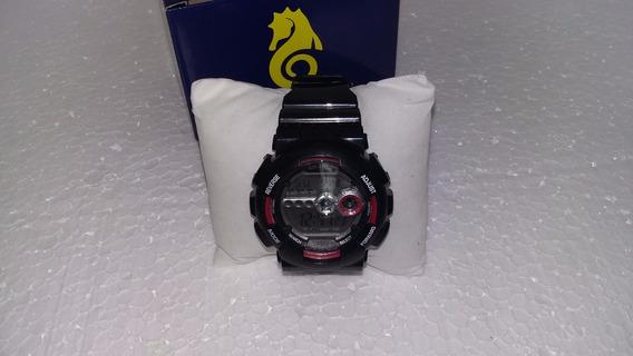 Relógio Digital Atlantis G7370 Masculino Prova D