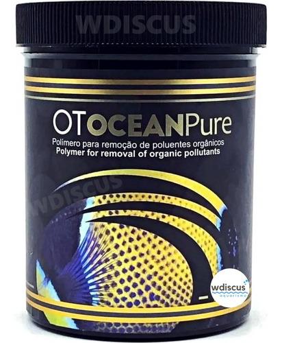 Imagem 1 de 2 de Oceantech Ocean Pure 500ml Original C/ Bolsa Filtrante - Purigen Da Oceantech