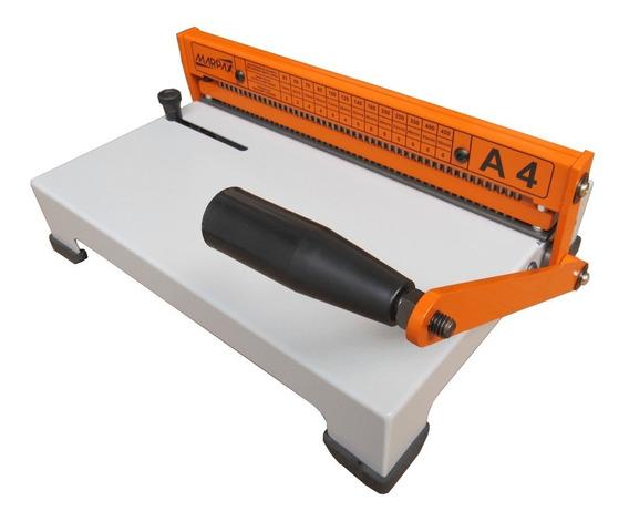Encadernadora Máquina De Encadernação Espiral A4-x Marpax