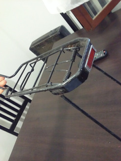 Parrilla Porta Equipaje Bicicleta