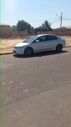 Imagem 1 de 5 de Honda Civic 2007 1.8 Lxs Aut. 4p