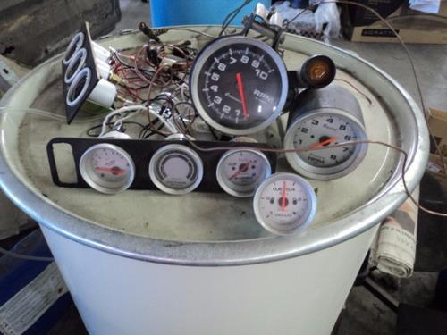 Conta Giros Rpm Monster Auto Meter