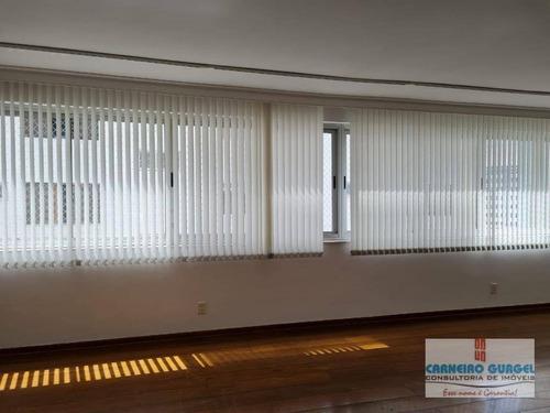 Imagem 1 de 27 de Apartamento Com 3 Dormitórios Para Alugar, 194 M² Por R$ 4.500,00/mês - Paraíso - São Paulo/sp - Ap3178