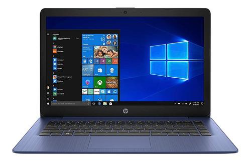 Notebook Hp Stream Nueva Y En Español Win10 64gb 4gb Ram Loi