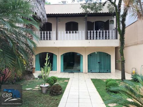 Sobrado Para Venda Em Santo André, Jardim, 3 Dormitórios, 1 Suíte, 3 Banheiros, 5 Vagas - 6669_1-1872867