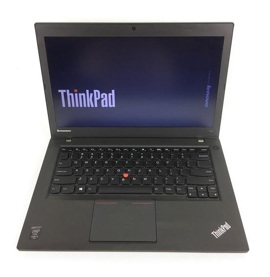 Notebook Lenovo T440 I5 4gb Ram 500gb + Garantia E Nf