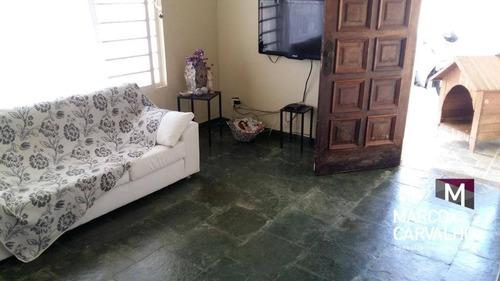 Casa À Venda, 196 M² Por R$ 480.000,00 - Jardim Progresso - Marília/sp - Ca0143