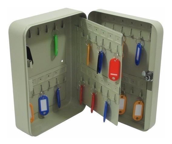 Caja Organizador 48 Llaves Oficina Negocio Obi 214557