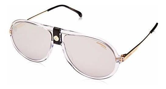 Carrera 1020/s - Gafas De Sol Con Espejo De Cristal/plata