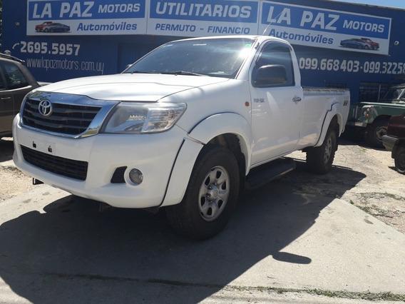Toyota Hilux 2.5 .diesel Nueva