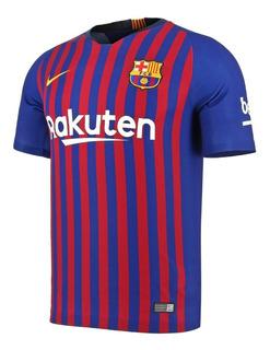 Camiseta Niños Barcelona 2018/2019. Suarez. Original.