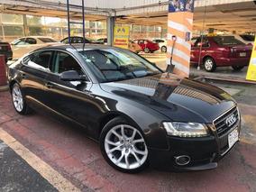 Audi A5 2.0 Turbo Luxury Quattro Stronic Asientos De Piel