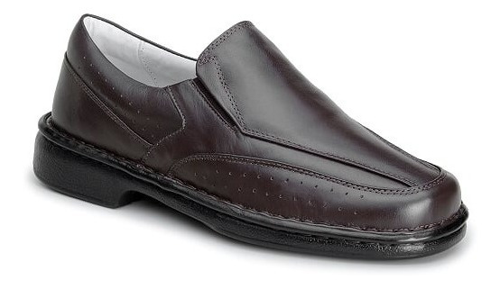 Sapato Ant-stress 3 Cores +calçadeira Masculinobranco Barato