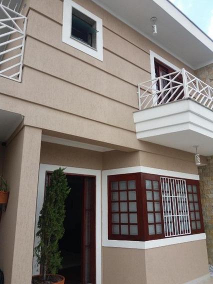 Sobrado De 188,00 Mts² Com 4 Dormitórios À Venda, Por R$ 817.000 - Vila Paiva - São Paulo/sp - So2006