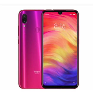 Redmi Nota 7 Pro + 6gb De Ram 128gb+ Rom Global +snapdragon