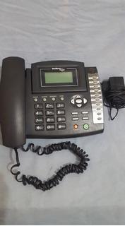 Telefone Ip Com Poe Intelbras- Voiper Poe
