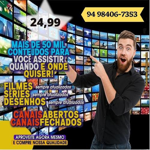 Imagem 1 de 5 de Tv Online A Melhor Do Brasil.
