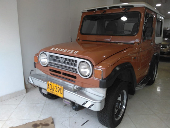 Daihatsu F20 Campero