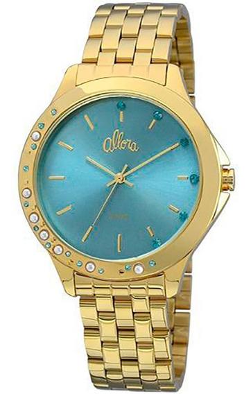 Relógio Allora Feminino Al2035fbt/4a