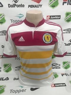 Camisa Oficial Escócia Unif 3 adidas Tamanho P