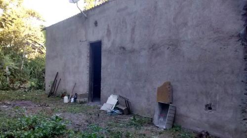 Chácara Com Construção Iniciada Em Itanhaém - Ch006