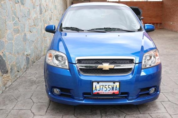 Chevrolet Aveo Lt 2014 0 Km