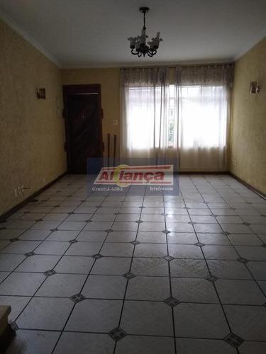 Sobrado Com 3 Dormitórios À Venda Por-jardim Da Glória - São Paulo/sp - Ai18131