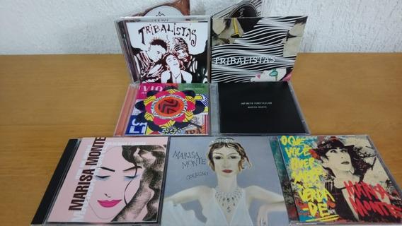 Coleção Marisa Monte - 7 Cds