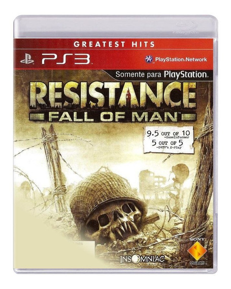 Resistance Fall Of Fame - Ps3